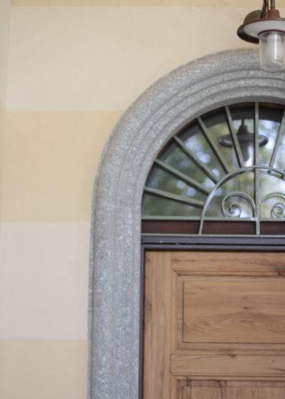 Arco in pietra di Luserna fiammata (2)
