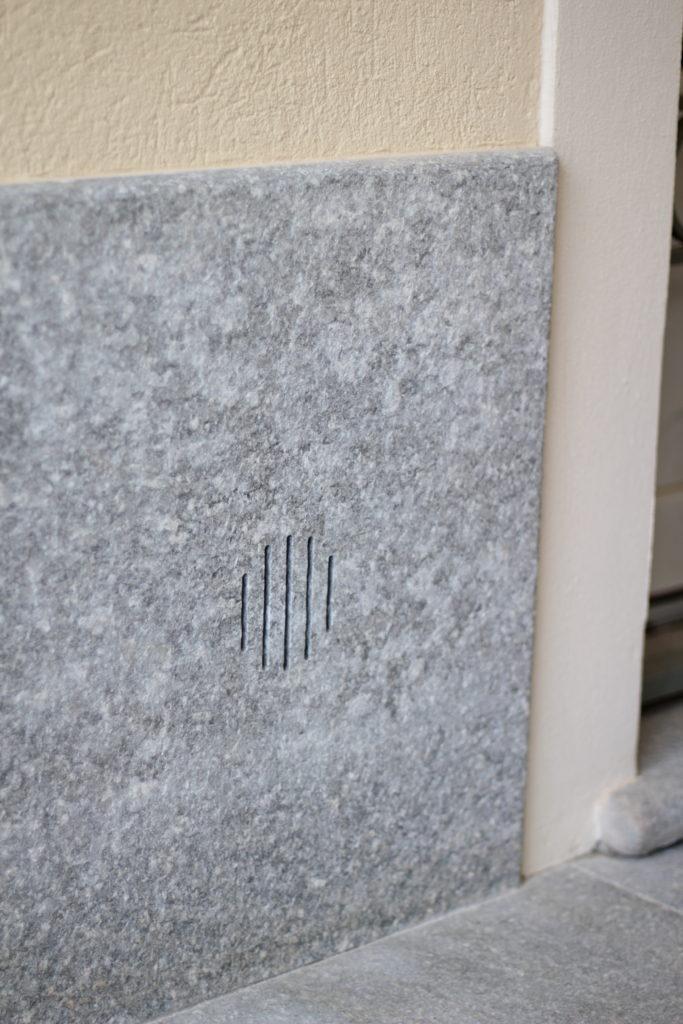 Rivestimenti in pietra di Luserna fiammata