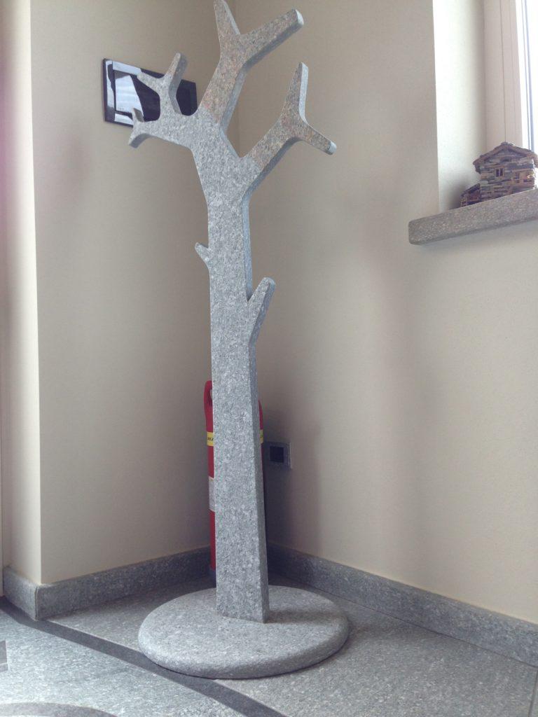 Attaccapanni albero